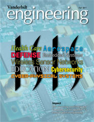 Vanderbilt University School of Engineering magazine Fall 2011