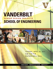 Senior Design Day 2011