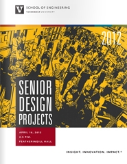 Senior Design Day 2012