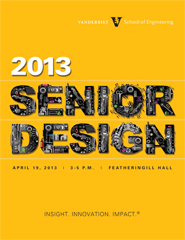 Senior Design Day 2013