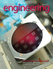Vanderbilt University School of Engineering magazine Spring 2011