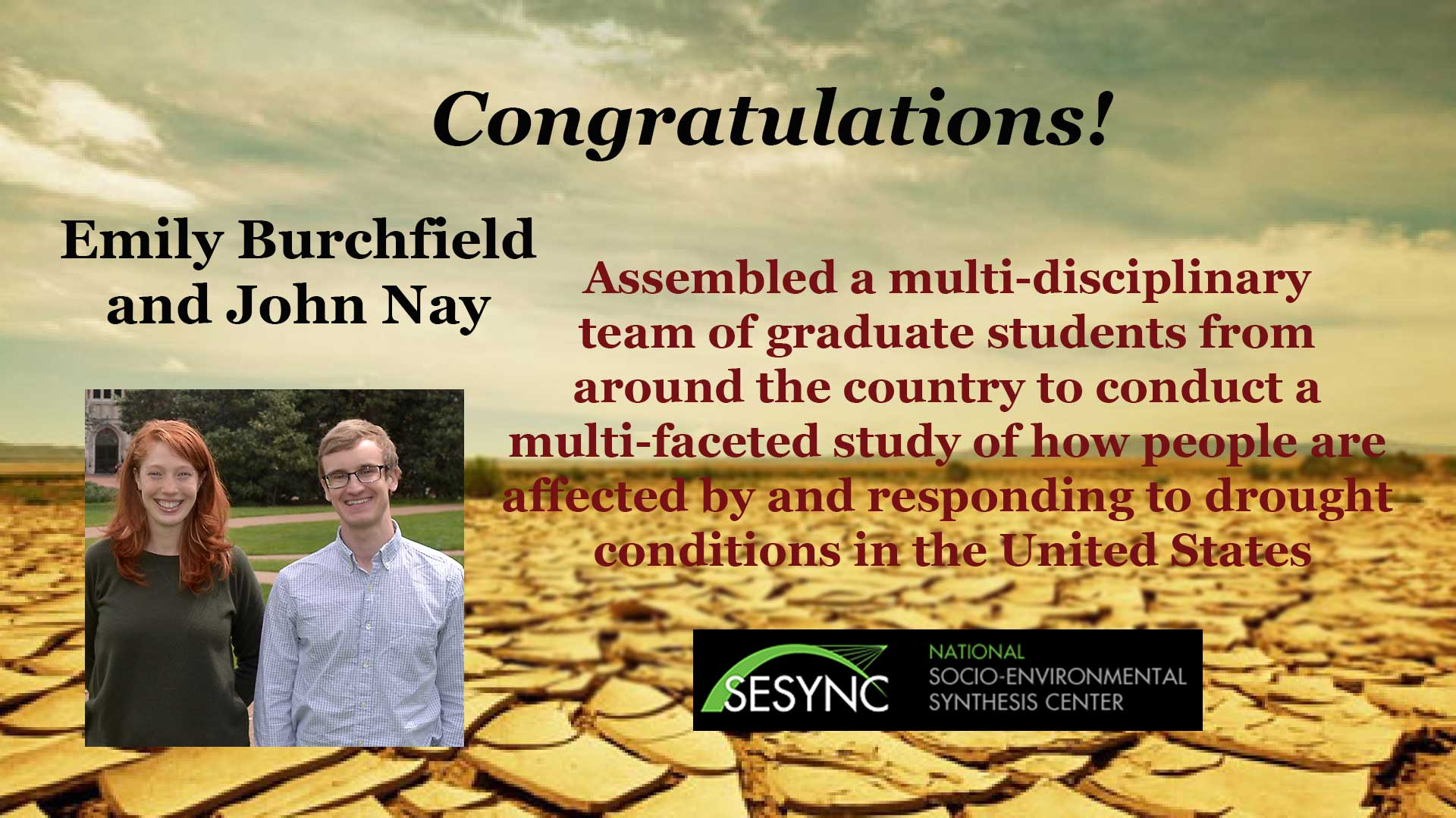 Burchfield & Nay - Drought