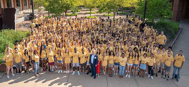 Vanderbilt School of Engineering's Class of 2023