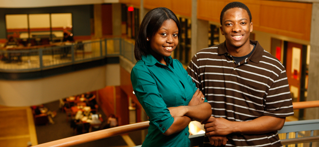 TLSAMP recruits minority students into Science, Technology, Engineering and Mathematics programs.