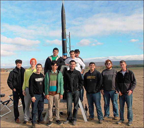 Vanderbilt rocket camjet to capture landing hazards during ...