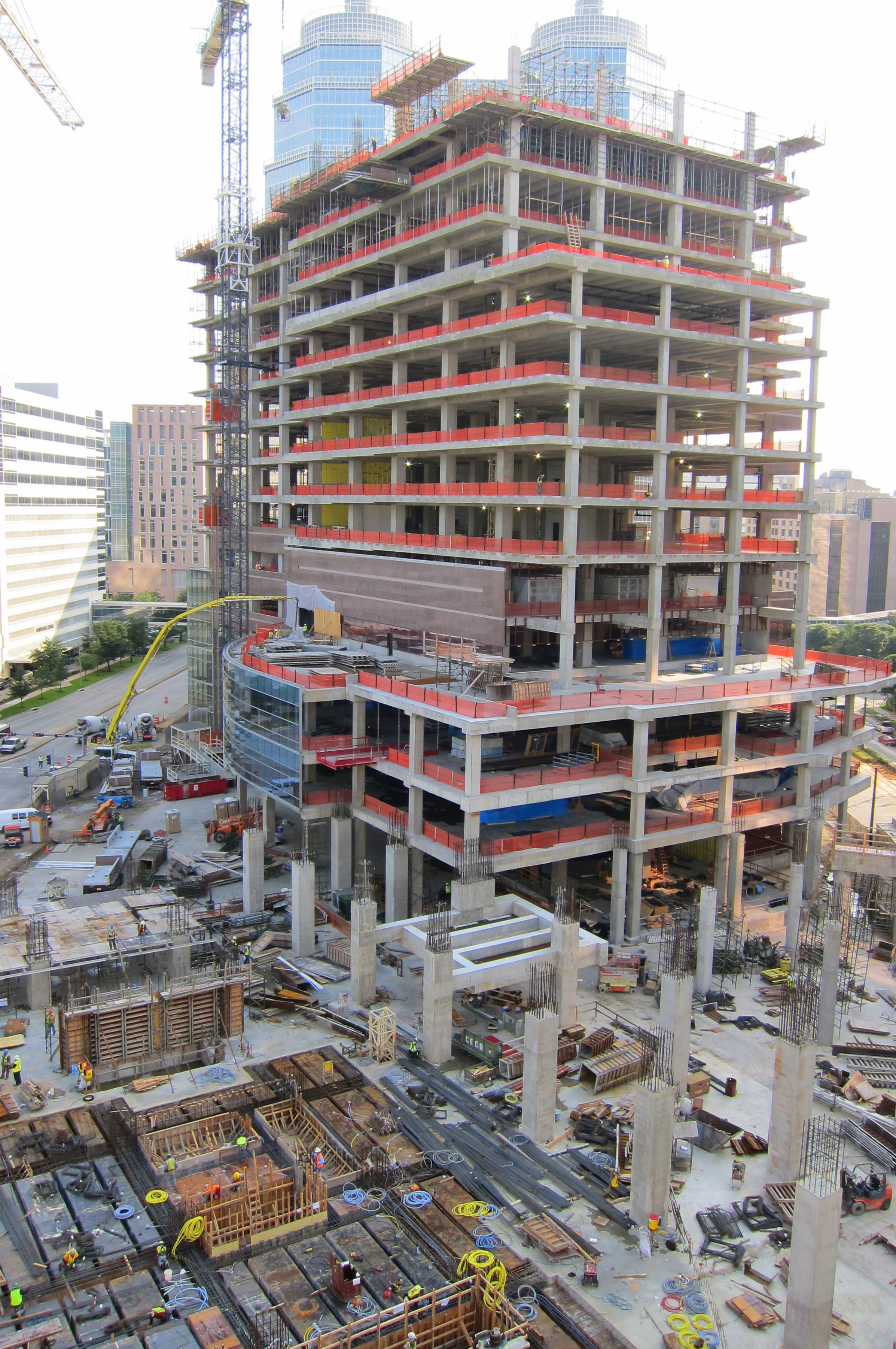 Research opportunities construction management for Site constructeur
