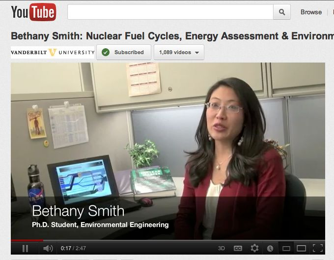 Bethany Smith Research Video