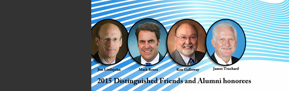 Circle of Distinguished Friends  announced