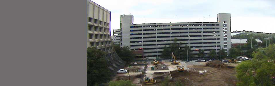 Dramatic site overhaul for new Engineering and Science Building