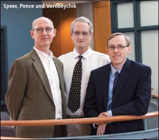 Speer, Pence, Vorobeychik