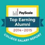 PayScale 2014-2015 survey