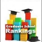 grad school rankings